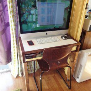 iMac用デスク