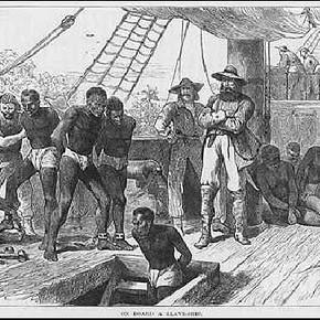 奴隷制と奴隷が現在もいる理由:現代の奴隷に関しての一考察