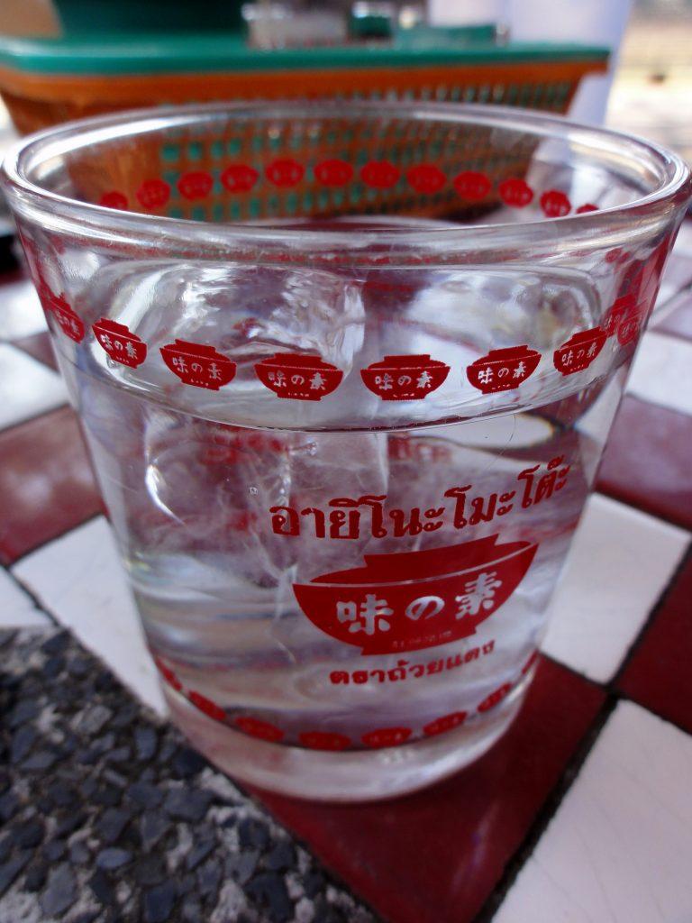 2013ランパーン/ラーメン屋のコップ