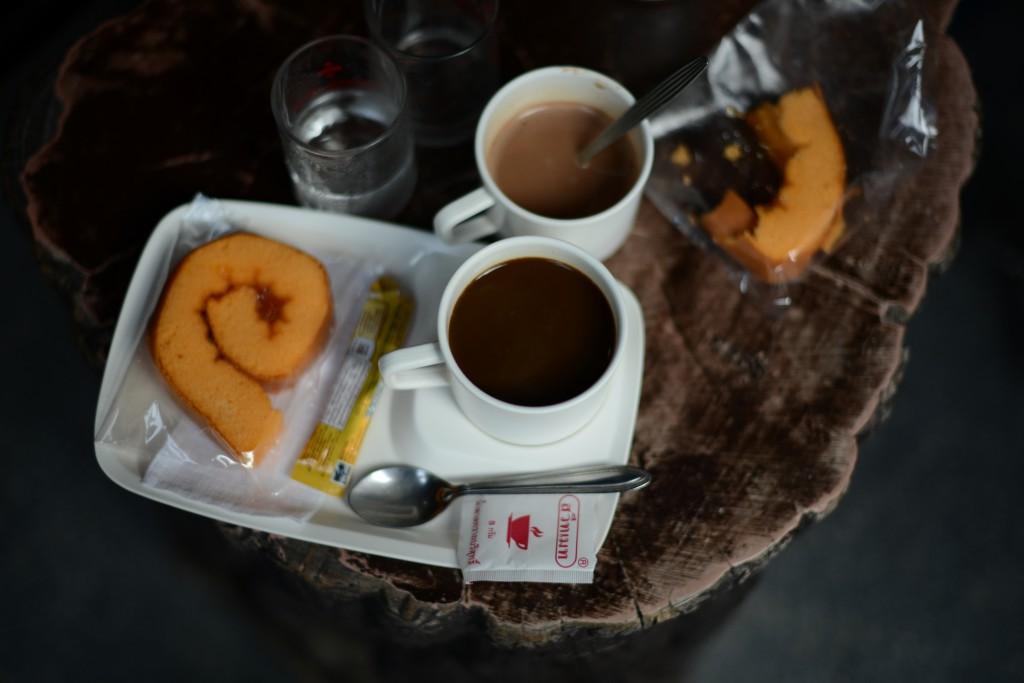2013ランパーン/結婚式の朝食