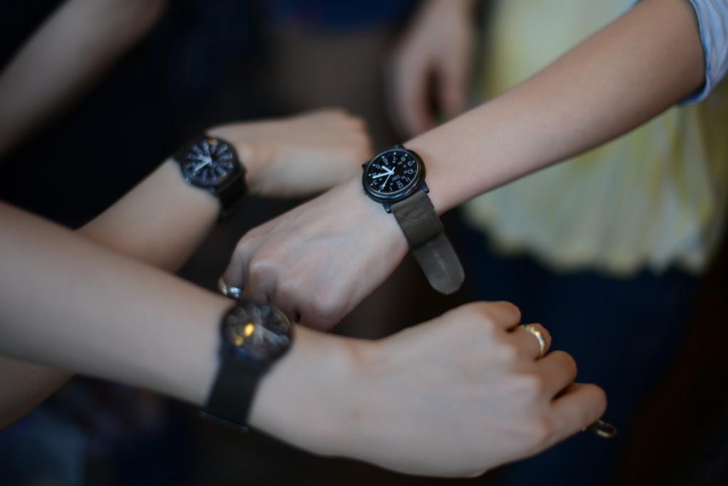 2013Bangkok/時計