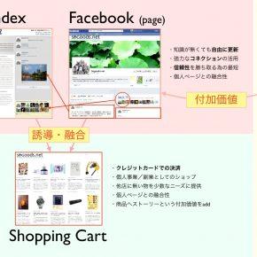 今後のウェブサイトと個人通販の将来に関しての一考察