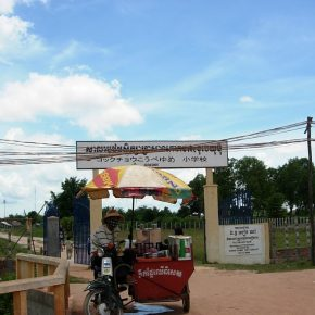 カンボジアと日本の架け橋「コックチョウこうべゆめ小学校」