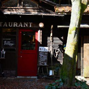 六甲山一の隠れ家レストラン「ヴィラージュ」