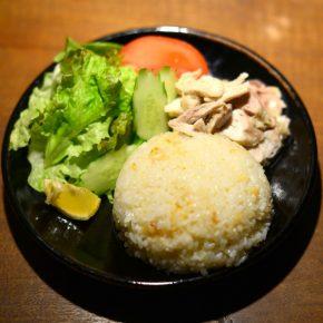 我が家の味がするタイ料理「カオマンガイ」