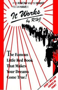 It Works イットワークス 夢を叶える赤い本